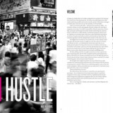 Hustle. The first issue of 48hr magazine.