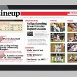Sports Illustrated tablet magazine concept