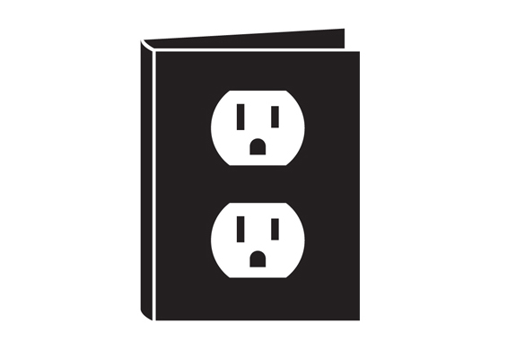 Electric Literature. Designed by Design Simple.