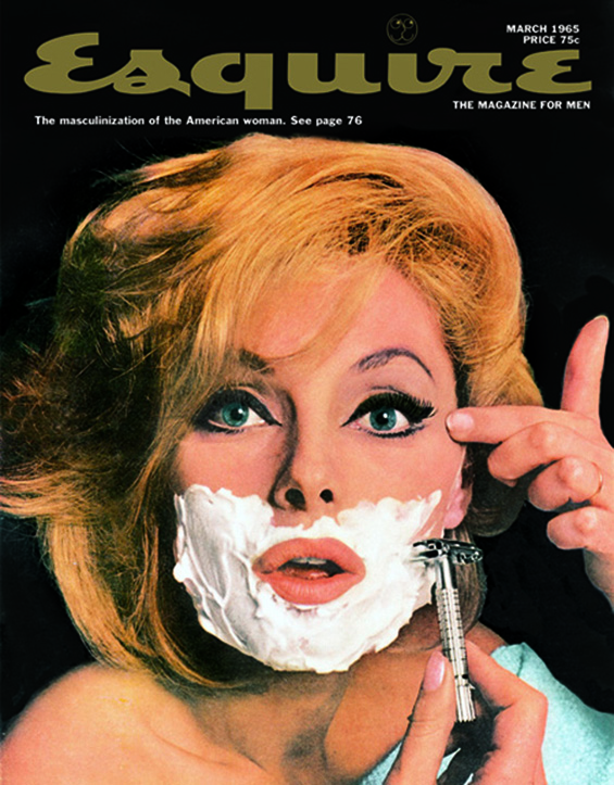 Esquire magazine, March 1965