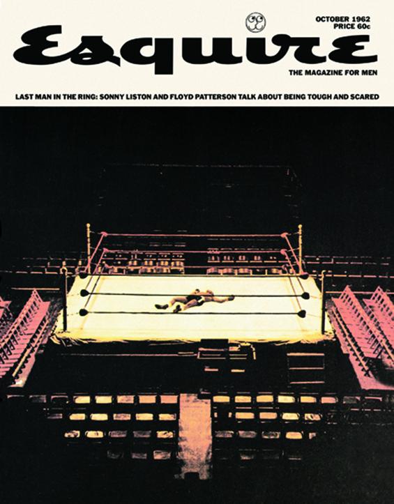 Esquire magazine, October 1962