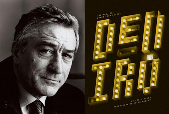 GQ, Robert DeNiro article