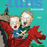 Tufts Magazine Fall 2012 Cover Comps