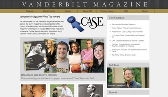 Vanderbilt Magazine / Vanderbilt University